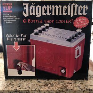 Jägermeíster 6 bottle shot cooler for Sale in Henderson, NV