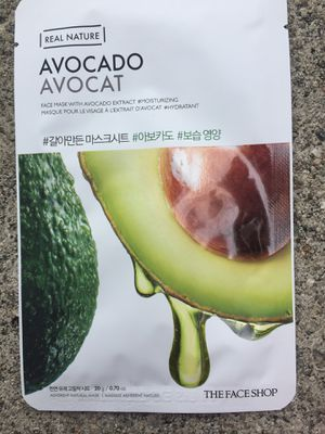 Avocado face mask for Sale in Los Angeles, CA