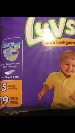 Luvs diapers. for Sale in Columbus, OH