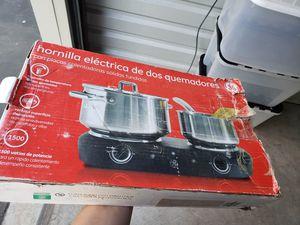 Double food warmer for Sale in Riverside, CA