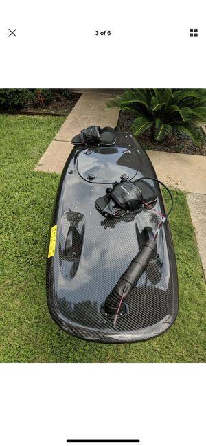 Jetsurf- motorized surfboard (race version) for Sale in Houston, TX