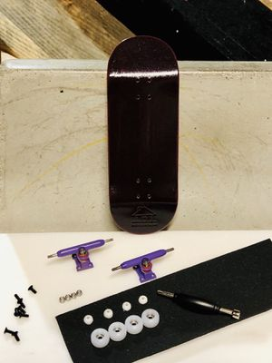 """Woodhouse fingerboards complete """"Eggplant"""" for Sale in Aliso Viejo, CA"""