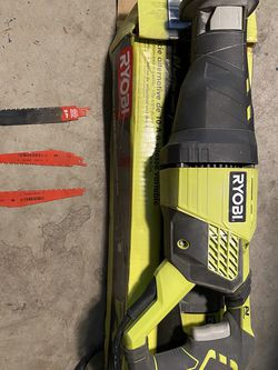 RYOBI 10 AMP Variable speed Reciprocating Saw for Sale in Orlando,  FL
