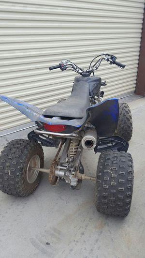05 Yamaha Raptor for Sale in Sanger, CA