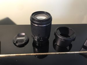 18-200mm 3.5-6.3 lens for Canon for Sale in Washington, DC