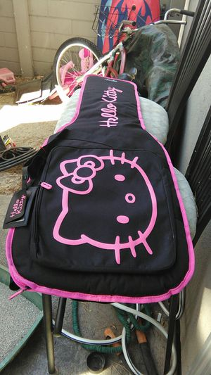 Fender guitar bag Hello Kitty brand-spanking-new for Sale in Orange, CA