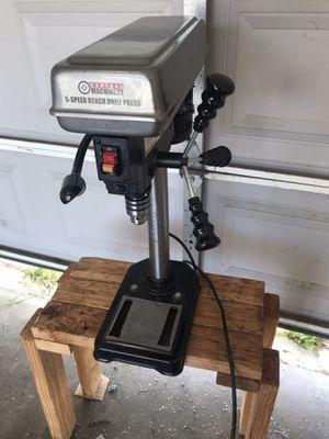 8 inch drill press for Sale in Ceres, CA