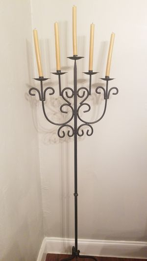 tall candle holder for Sale in Opa-locka, FL
