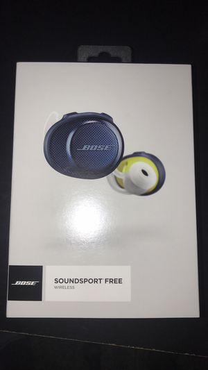 Bose Soundsport Free for Sale in Cicero, IL
