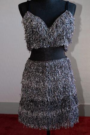 Fringe pants, skirt, bra and dresses for Sale in Las Vegas, NV