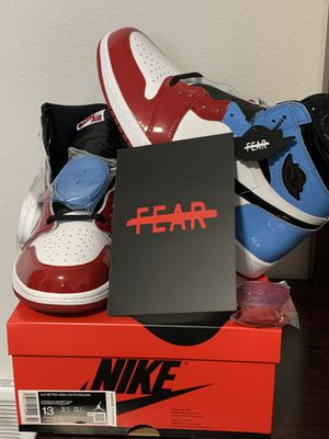 Jordan Retro High OG 'Fearless' From UNC to Chicago (Size 13) for Sale in Parkland, WA