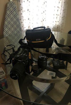 Nikon camera for Sale in Providence, RI
