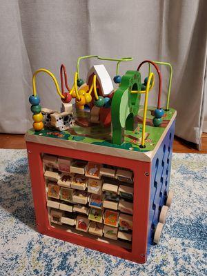 B. Toys activity cube for Sale in Falls Church, VA