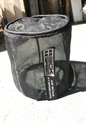 Sickspeed intake filter sock for Sale in Longview, WA