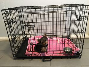 Dog cage for Sale in Riverside, CA