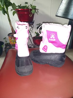 Kids snow boots for Sale in Issaquah, WA