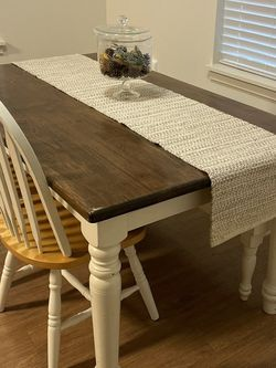 Kitchen Table, 2 Chairs & Bench for Sale in Ridgefield,  WA