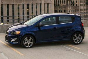 2015 Chevy Sonic for Sale in US