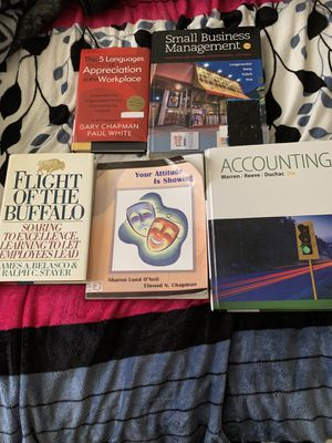 College Business Textbooks for Sale in Amarillo, TX