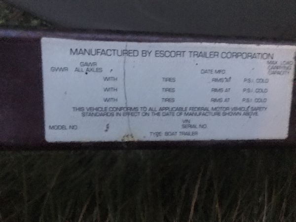 Maxun! Mercruiser motor Does it run I have 2 title boat and trailer