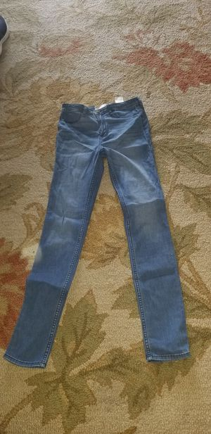 Hollister jeans leggings 3L 26 x 31 for Sale in Fresno, CA