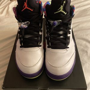 Jordan Retro 5 Bell Air for Sale in Raleigh, NC
