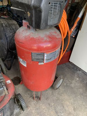 Craftsman 33gal compressor for Sale in Linthicum Heights, MD
