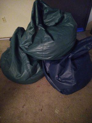 Tear Drop Bean Bag Chairs for Sale in Wichita, KS