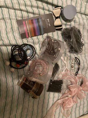 Hair ties & headband bundle for Sale in Lawrence, KS