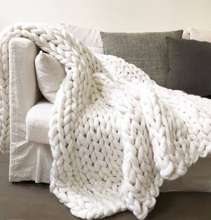 Knits blanket for Sale in Ashburn, VA