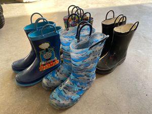 Rain boots. Sizes 9-12 for Sale in Renton, WA