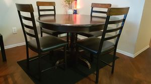 Wood Dinning table for Sale in Houston, TX
