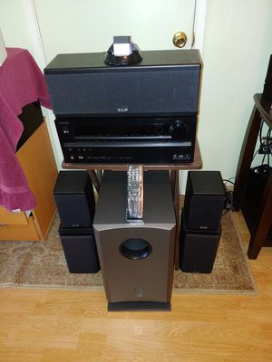 10 piece Home theater surround sound system for Sale in Hayward, CA