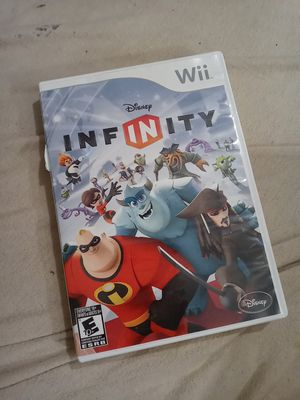 Wii Video Game Disney Infinity like New for Sale in Middleburg, FL