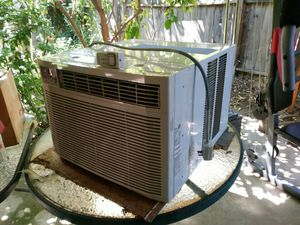 AC window unit with remote for Sale in Fresno, CA