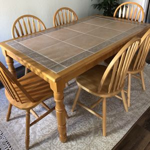 Home Gallery - Tile top dining table for Sale in Concord, CA