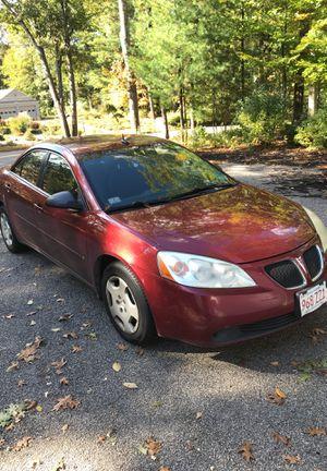 2008 Pontiac g6 for Sale in Wayland, MA