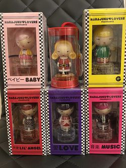 Harajuku Lovers Fragrance $40 Each Or $180 for All Six for Sale in Walnut, CA