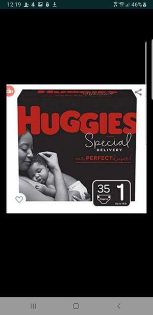 Diapers Huggies for Sale in Las Vegas, NV