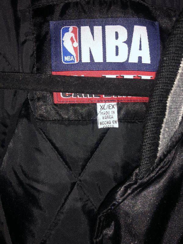 Men's nba jacket xl