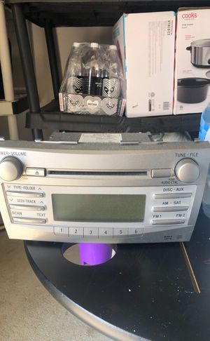 Toyota 2010 CD player for Sale in Centreville, VA