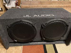 JL Audio subwoofers for Sale in San Antonio, TX
