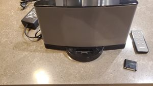 Bose SoundDock Series II w/remote and bluetooth adapter for Sale in Liberty Lake, WA