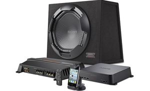 Sony Subwoofer and amplifier package for Sale in Glendale, AZ