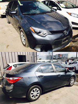 2014 Toyota Corolla LOW DOWN from 1,000$ MANUAL for Sale in Houston, TX