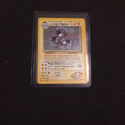 Pokemon Cards Magneton for Sale in Santa Ana,  CA