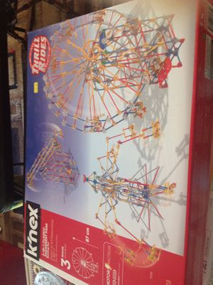 K'nex744 pieces for Sale in Leesburg, FL
