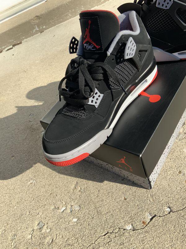 Air Jordan 4 Breds