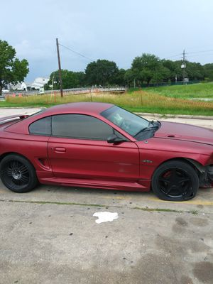 Mustang wheels for Sale in Houston, TX