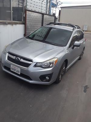 2013 Subaru impreza for Sale in Fresno, CA